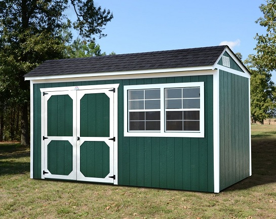 Green Wood Shed